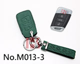 New Volkswagen Passat,Sagitar,Magotan,B8 smart key case(dark green)