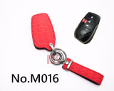 2018 TOYOTA Camry,Corolla,Crown 3-button smart key case(red)