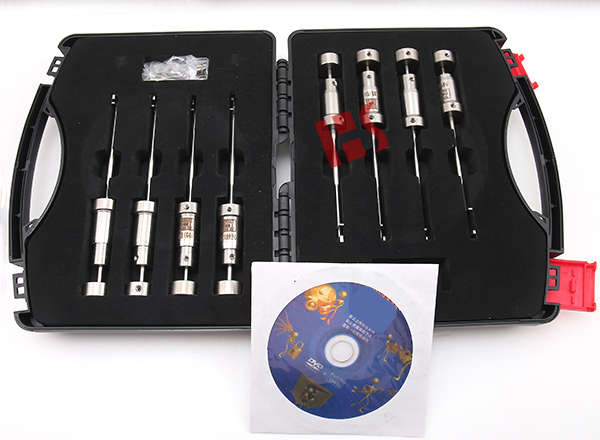 Improved Version New Type Safe Box Blade Lock Unlock Toolkit
