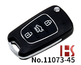 Hyundai Type NB Series 3 Button Remote(NB04)